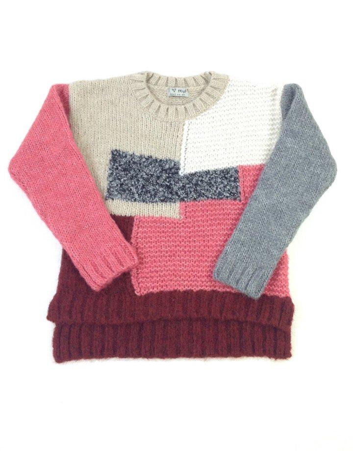 Next kötött kislány pulóver   deef94723e