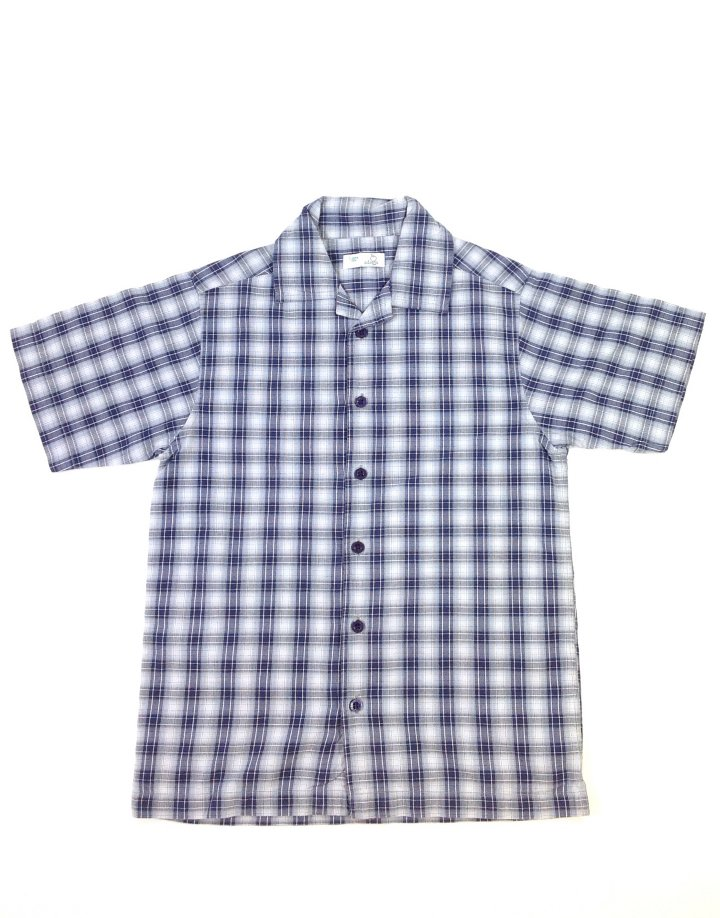 Adams kockás fiú ing