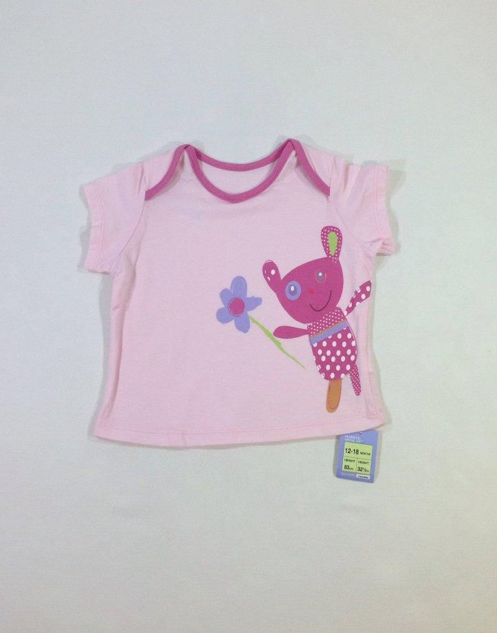 Marks&Spencer állatkás baba póló