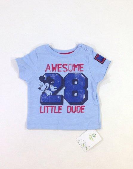 4118f2291f Miniclub elefánt mintás baba póló | Gyerekruha Klub