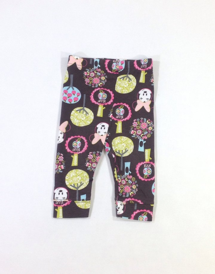 Disney Minnie mintás baba leggings