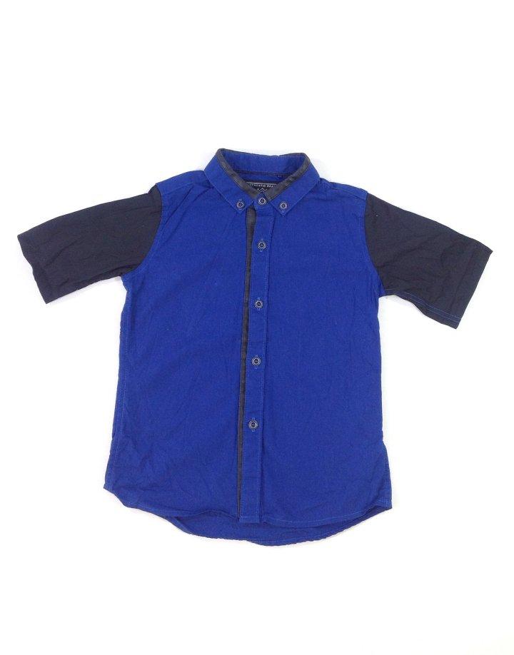 Next kék kisfiú ing