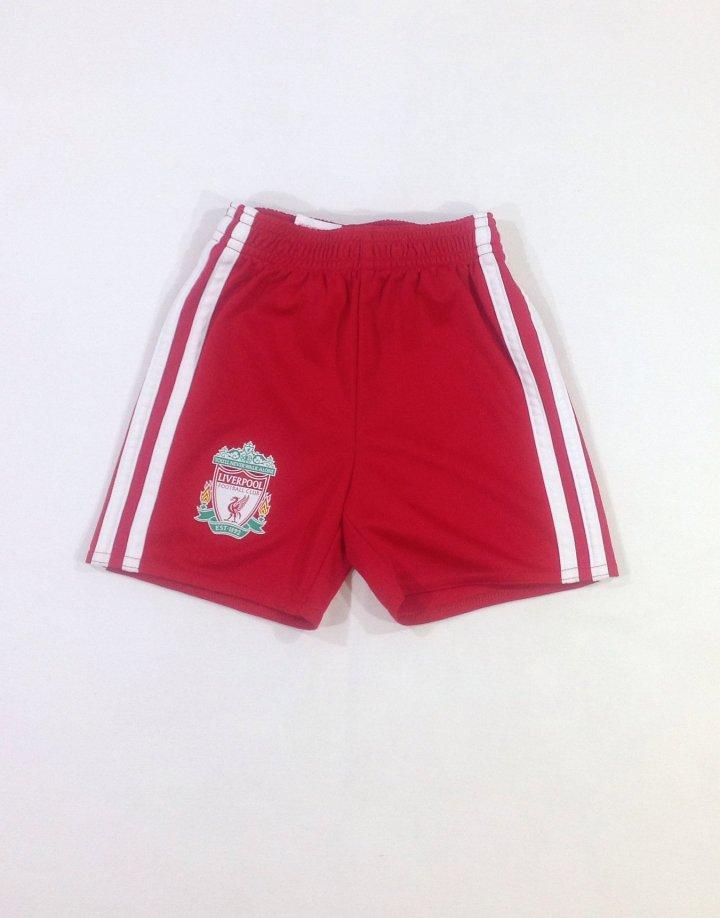 Adidas Liverpool mintás baba rövidnadrág