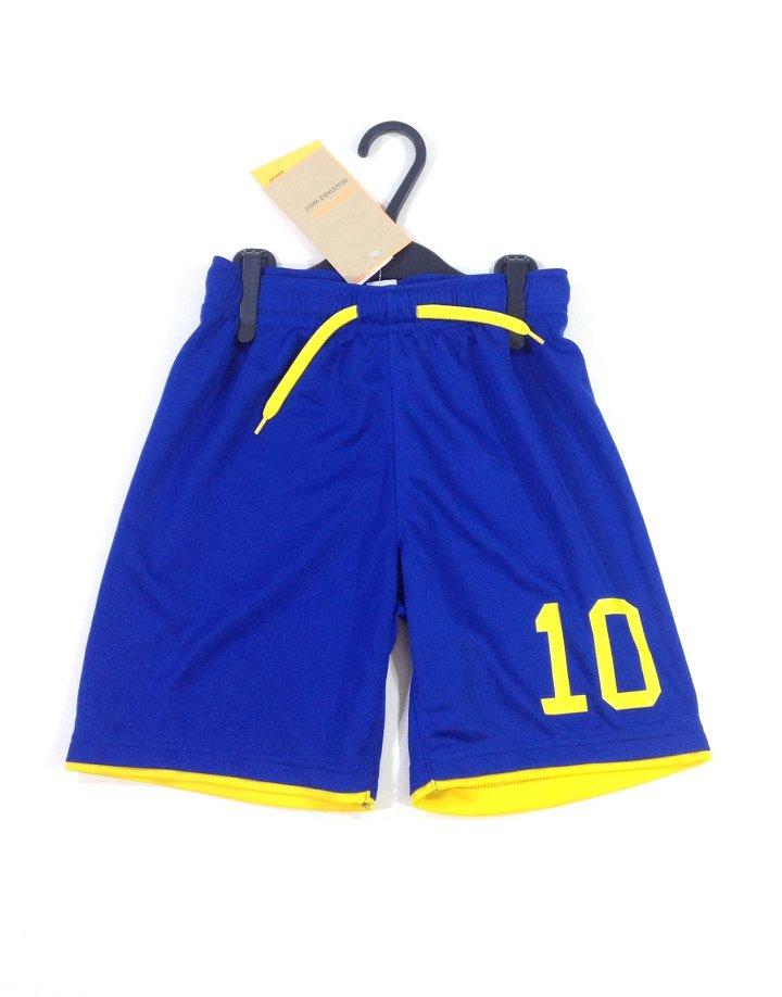 H&M szám mintás kisfiú rövidnadrág