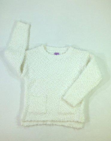 F F vastag kötött kislány pulóver   56c358e85a