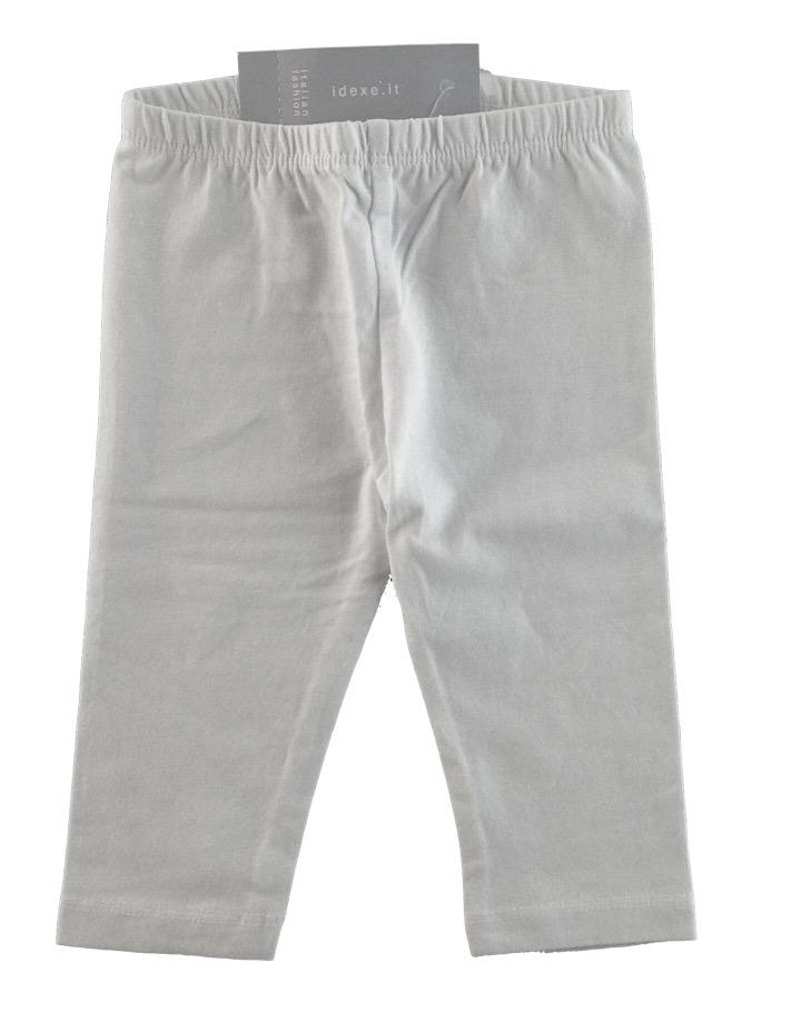IDEXE kislány fehér leggings