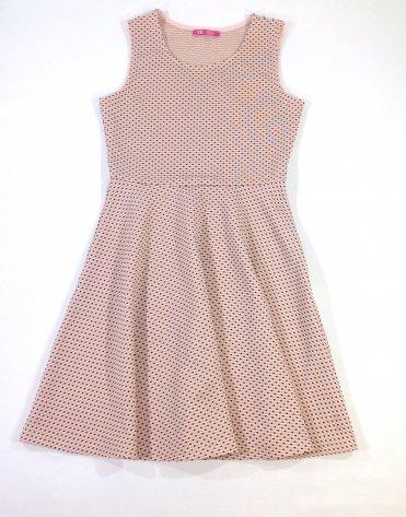 Y.d pöttyös kislány ruha