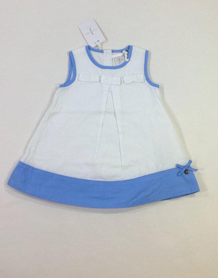 Jasper Conran fehér baba ruha