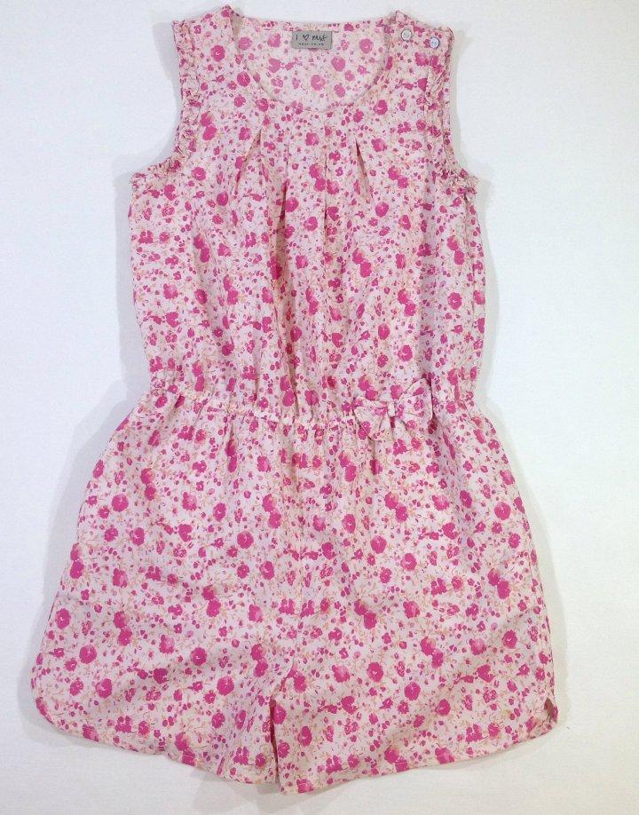 2cfe9669ff Next virág mintás muszlin lányka rövidnadrágos ruha ?