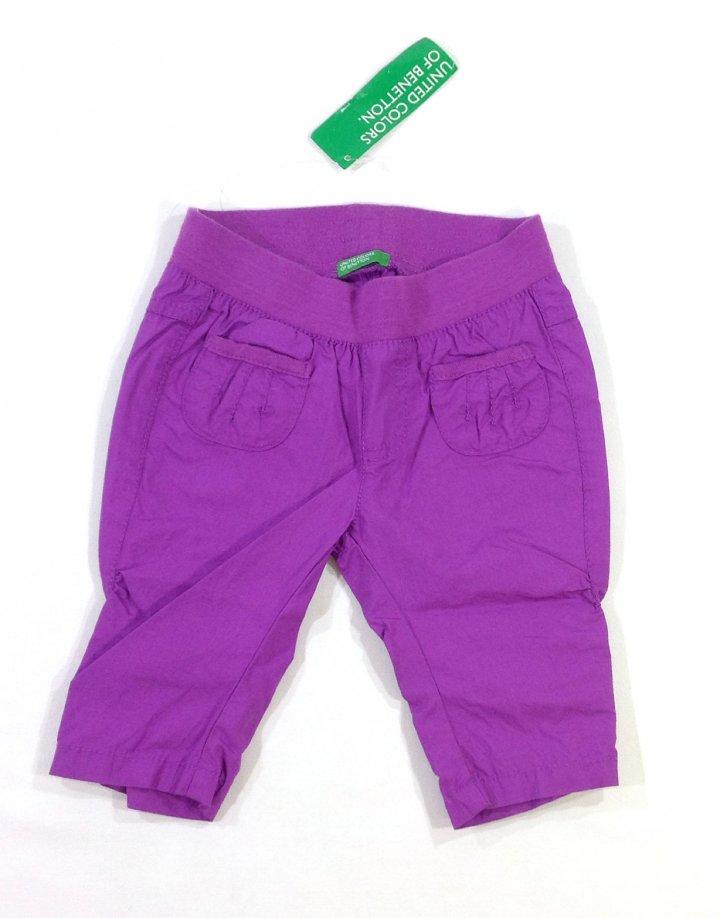 Benetton lila baba nadrág