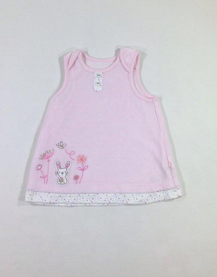 Marks&Spencer rózsaszín baba ruhácska