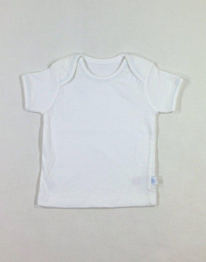 Mothercare fehér baba pamut póló   203cafe3f2