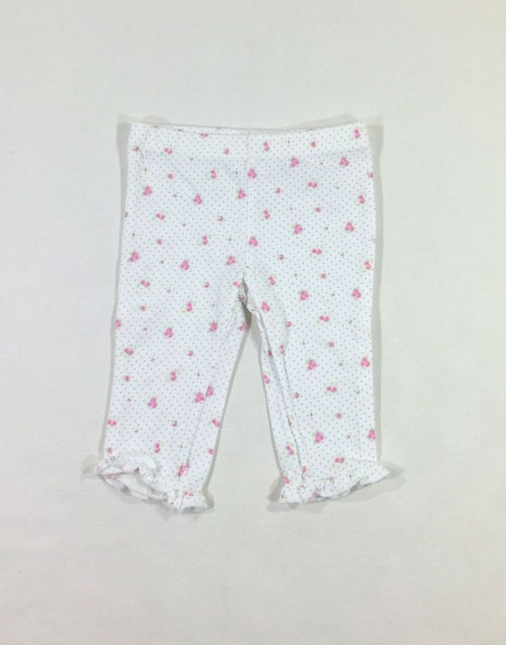 F&F virág mintás baba leggings
