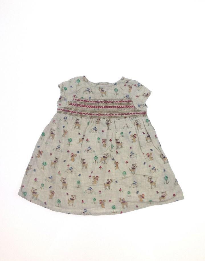 Next állatkás baba ruha
