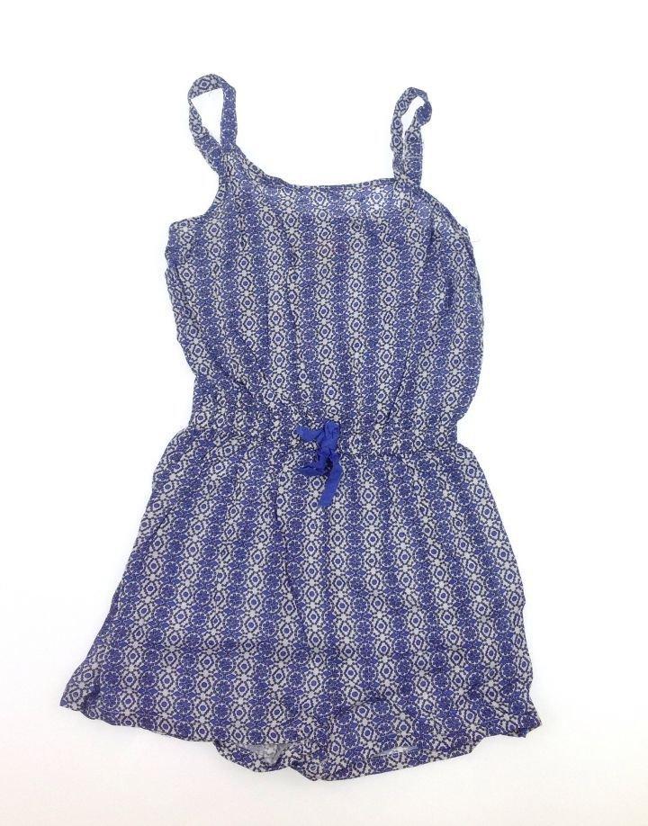 Y.d virág mintás kislány rövidnadrágos ruha