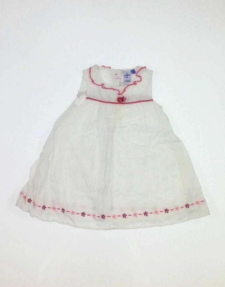 Debenhams törtfehér baba ruha