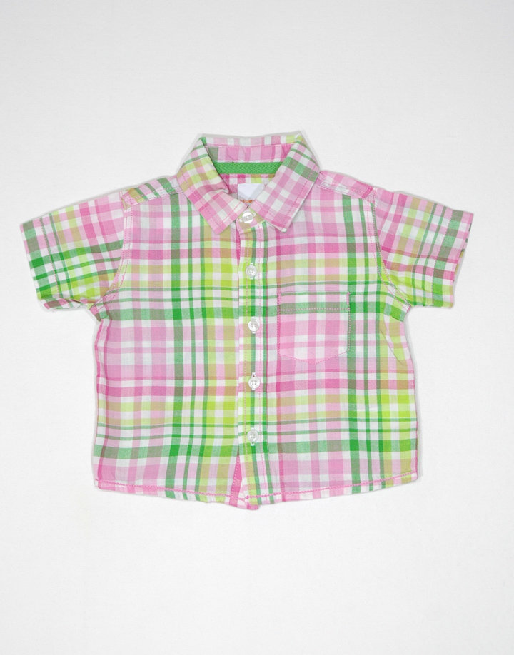 Debenhams színes kockás ing