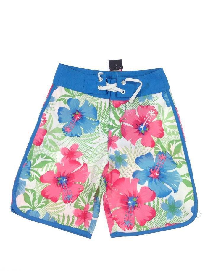Y.d Hawaii mintás kislány térdnadrág