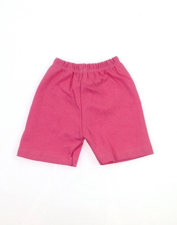 Pink baba rövidnadrág