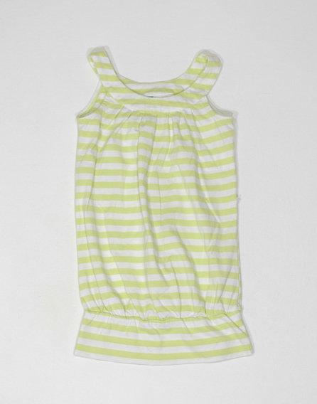 Zöld csíkos ruha