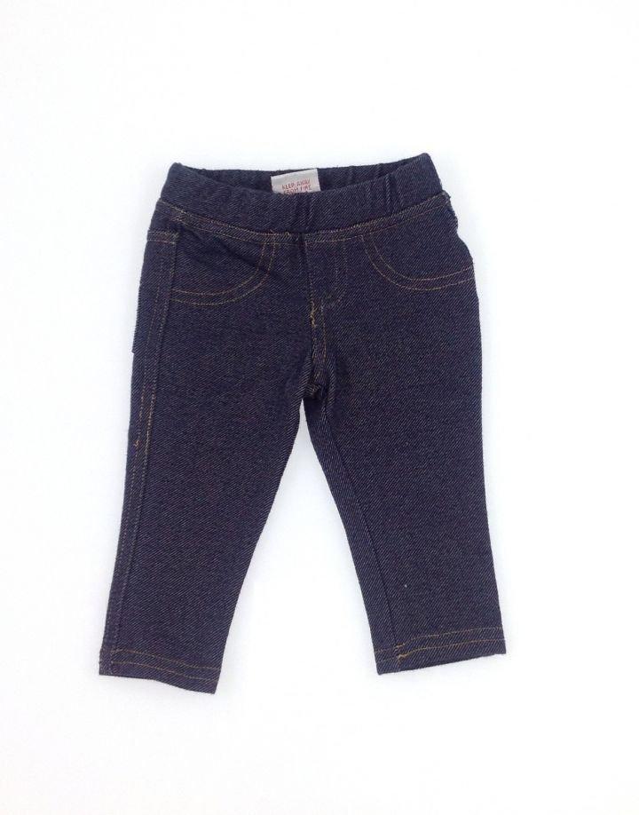 Farmerszerű baba leggings