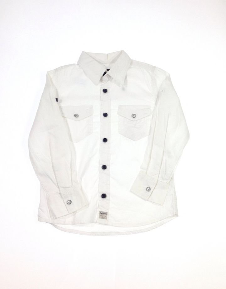 Catinini fehér fiú ing