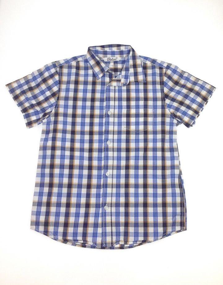 Rebel kockás fiú ing