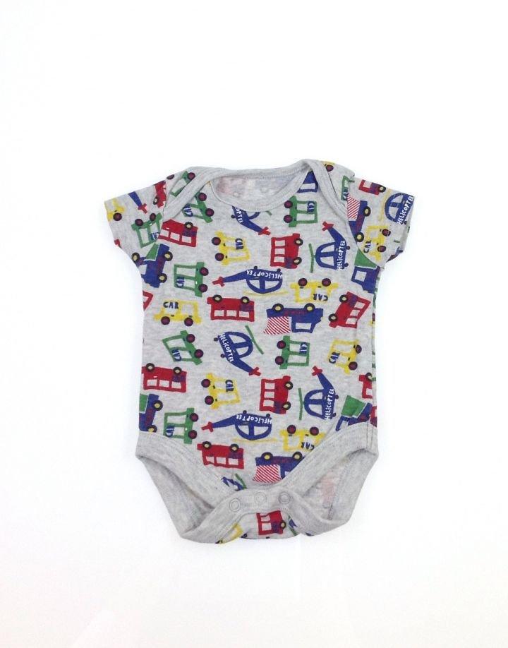Mothercare jármű mintás kisfiú body   9d17be52d8