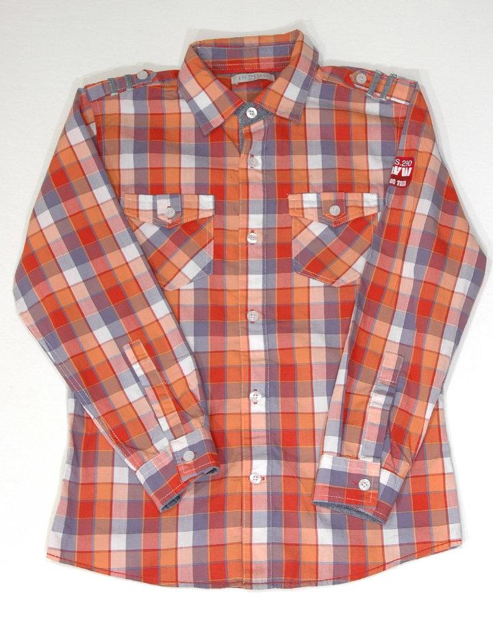 Marks&Spencer színes, kockás ing