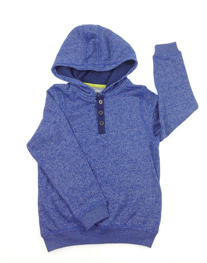 Lupilu kék kisfiú pulóver  b5afd57244