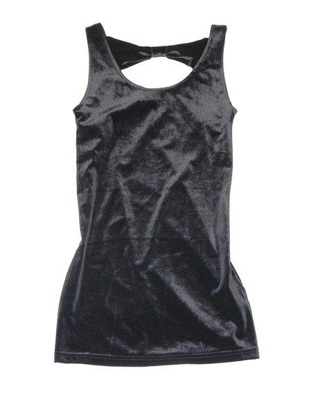 New look hátán masnis bársony alkalmi ruha