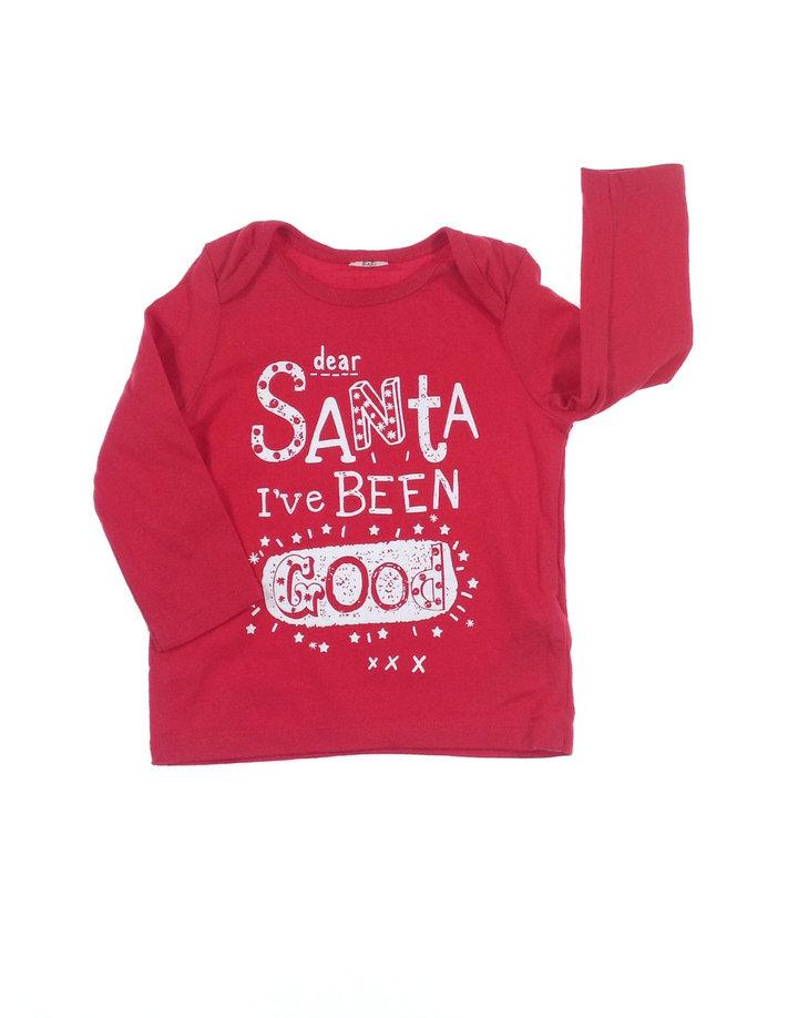F F karácsonyi feliratos kisfiú felső   9961b569e8