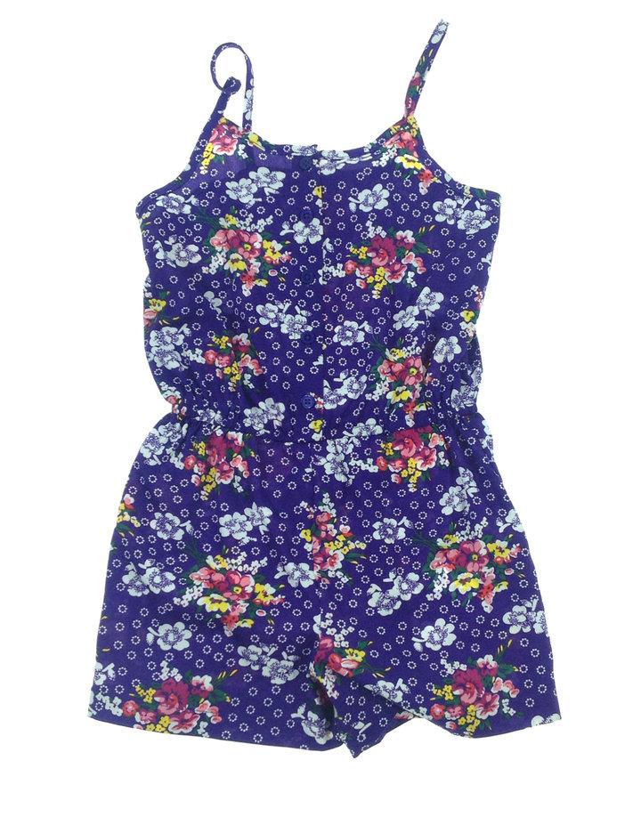 c3b625f620 Y.d virág mintás kislány rövidnadrágos ruha ?