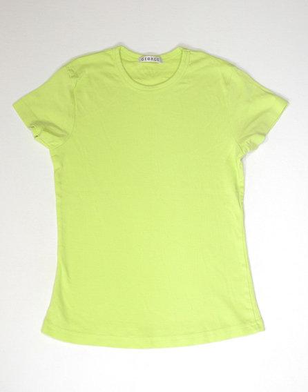 George neon színű póló