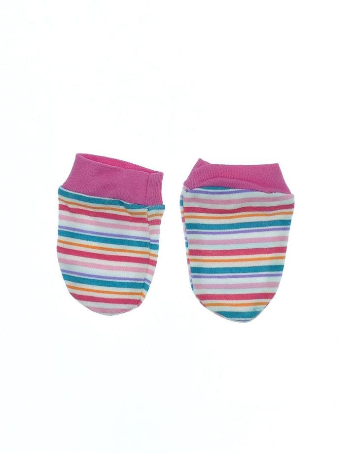 Csíkos baba karmolásvédő