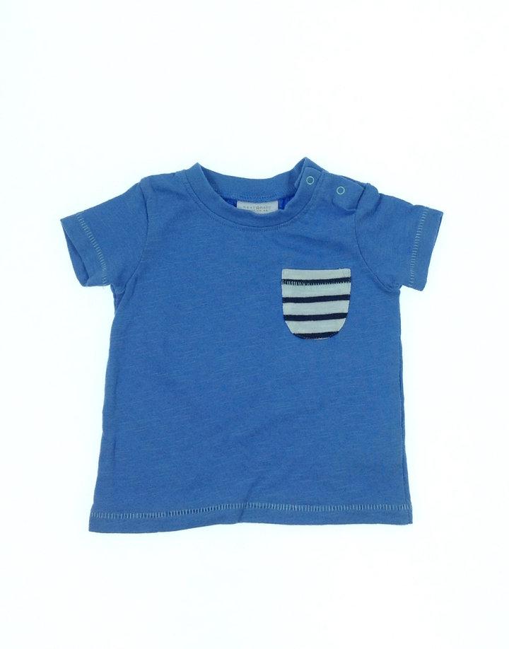 Next kék baba póló